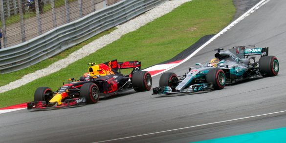 The Formula of Using Artificial Intelligence in F1 Races