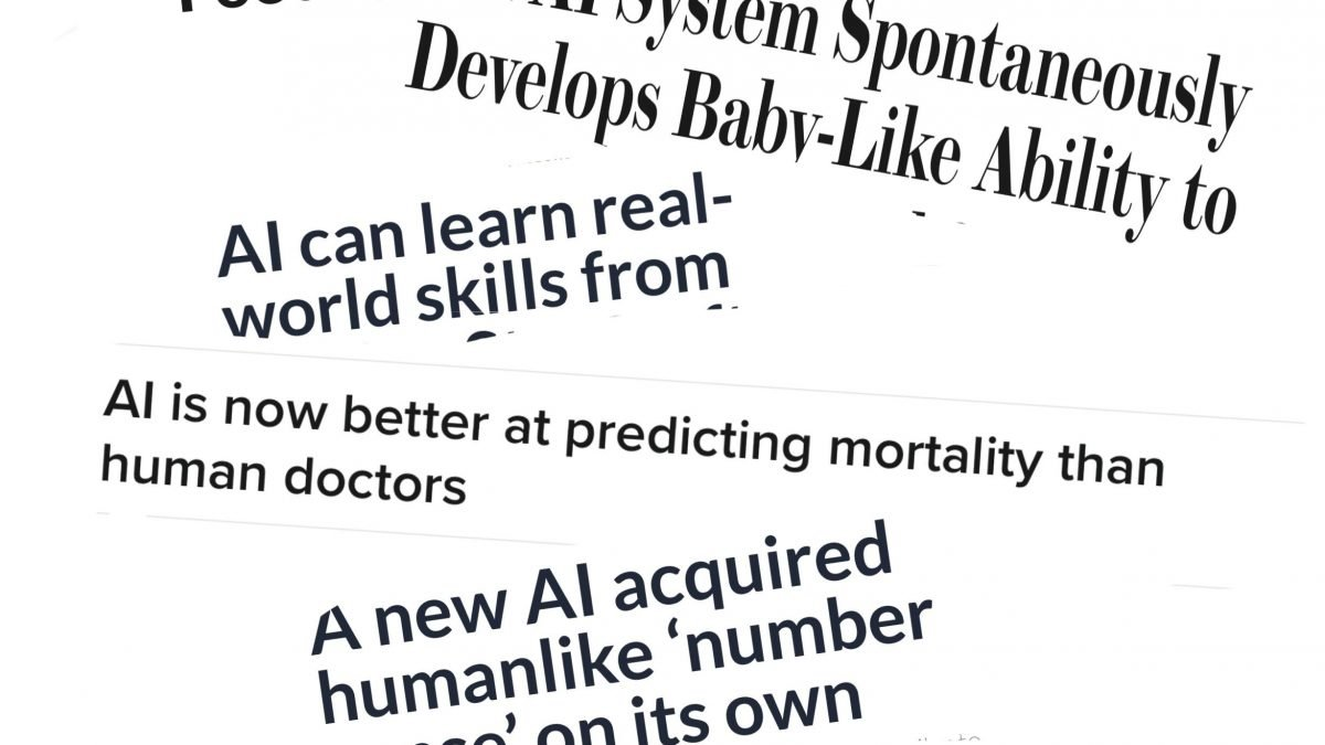Why Is AI Reporting So Bad?