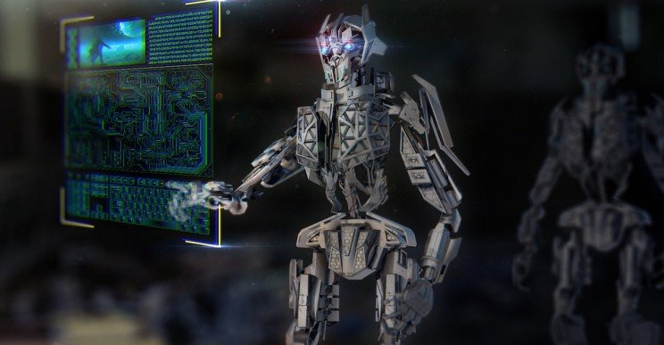 New Artificial Intelligence Sees like a Human, Bringing Us Closer to Skynet