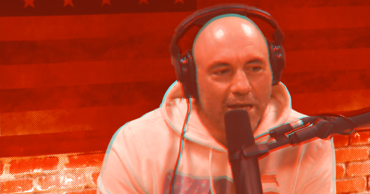 This AI That Sounds Just Like Joe Rogan Should Terrify Us All