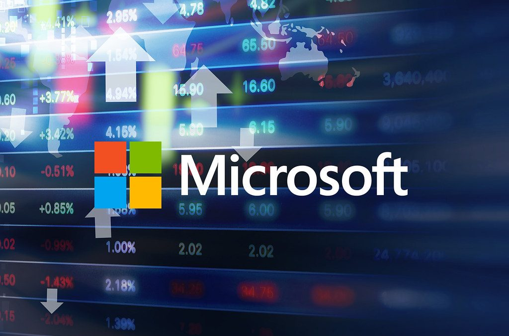 Here's Why Microsoft's Professional Workspaces And Networks Are Influential