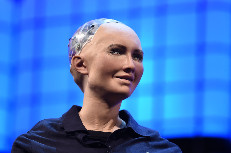 What Is Sophia, The Humanoid Robot, Doing Now?