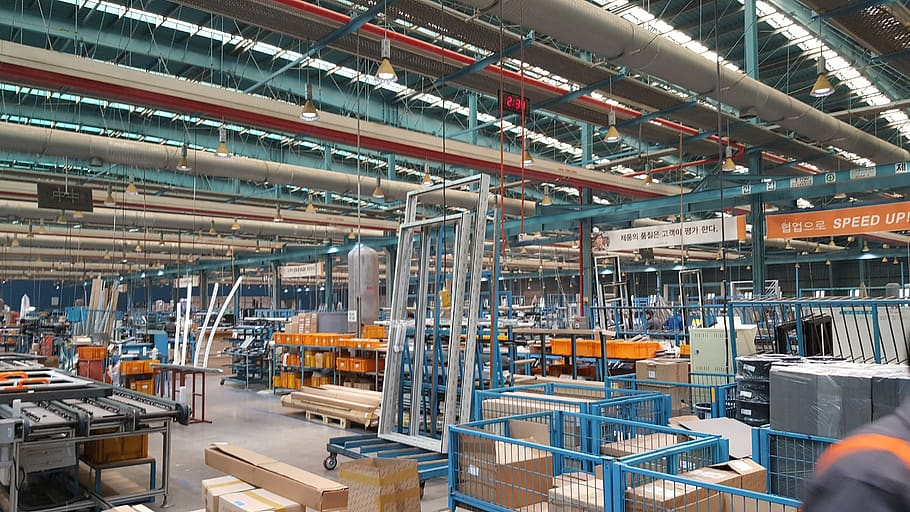 Industrial Robots Store Great Advantages For You And Your Company