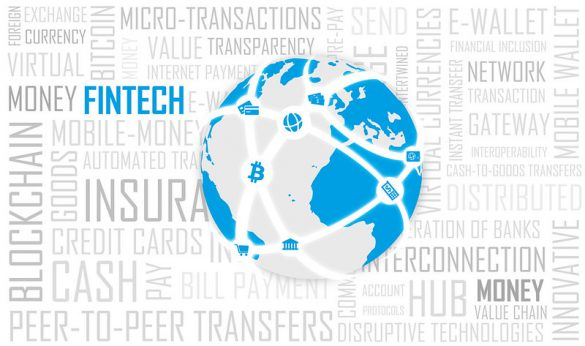 Fintech for financial services