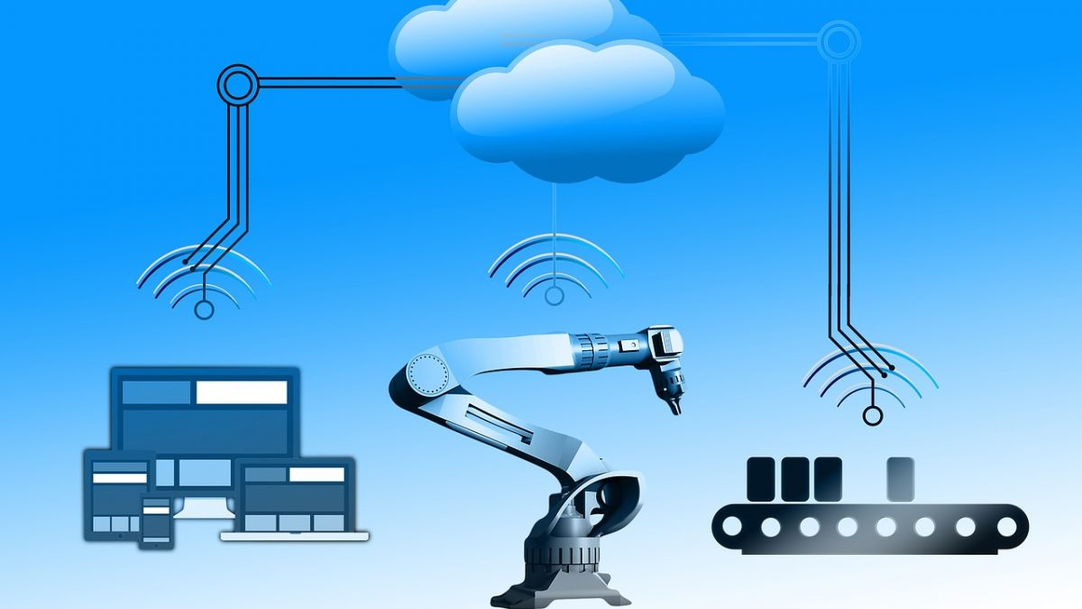 Look Into Top Industrial IoT Applications
