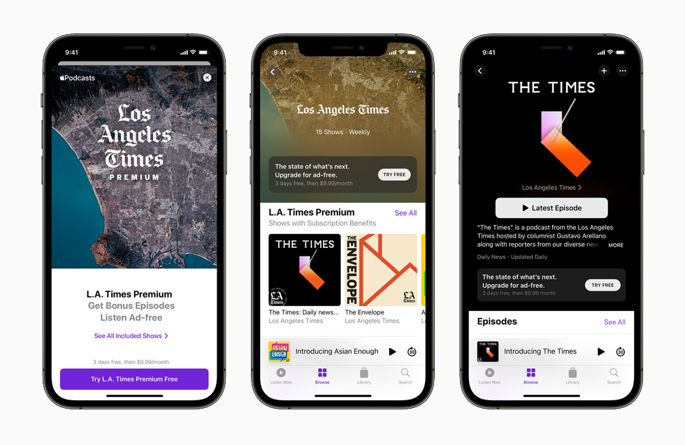 Apple Podcasts To Expand Its Subscriptions And Channels Worldwide