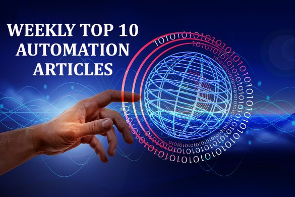 Weekly Top Automation Articles
