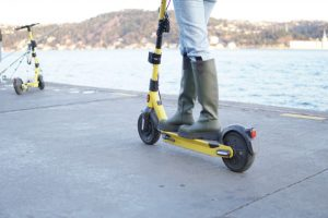 E-scooter company Fenix acquires Palm for $5M, gains entry to Turkish market